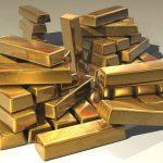 kilogramowe sztabki złota
