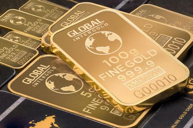 złoto 100 gram